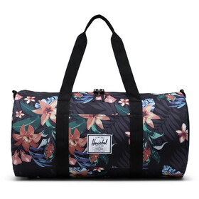 Herschel Sutton Mid-Volume Duffle, summer floral black